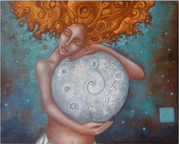 Kvinder og månen: at forstå den kvindelige cyklus