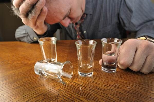 Mand med alkoholmisbrug kan opleve wernicke-korsakoff syndrom
