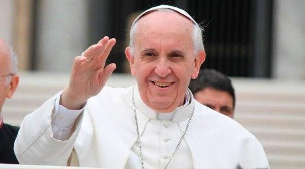 Pave Francis som eksempel på spirituelle ledere
