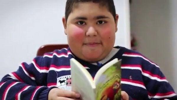 Drengen, der viste os, at læsning er medicin