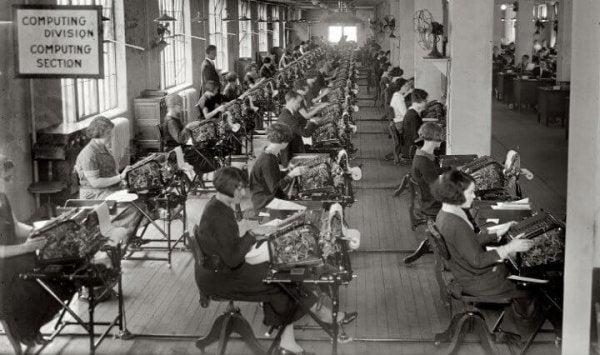Hawthorne-effekten illustreres på gammel fabrik