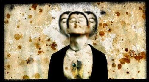 Billede af sløret menneske symboliserer theory of mind