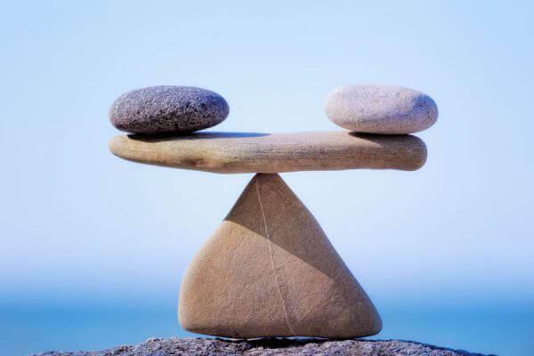 Balance bør skabes mellem lys og skygger