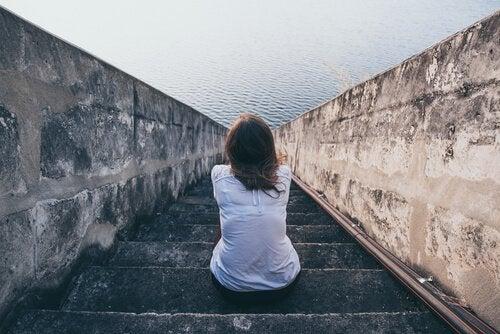 At være bange for at træffe beslutninger
