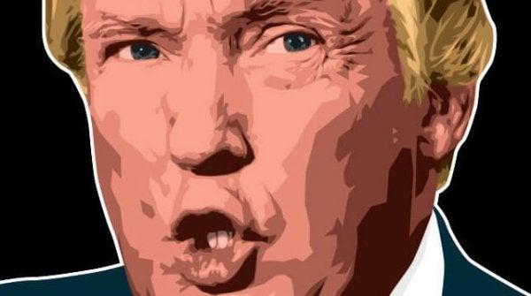 Billede kan afsløre Donald Trumps personlighed