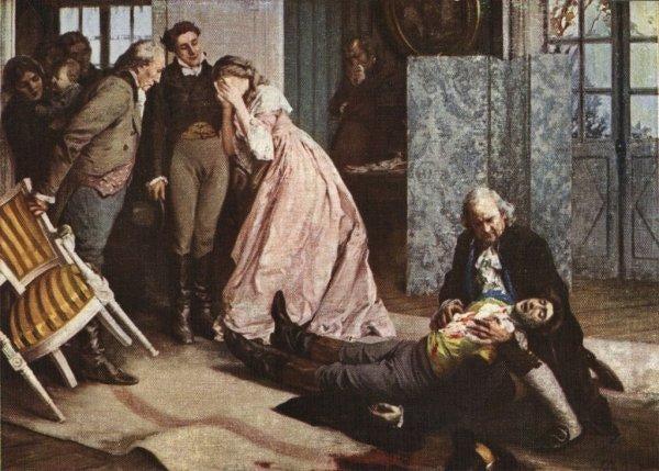 Werther-effekten – selvmord kan være smitsomt