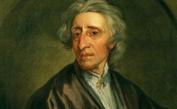 Maleri af John Locke