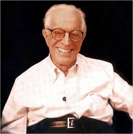 Albert Ellis er manden bag rationel-emotiv adfærdsterapi