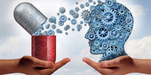 Nootropics pille overfører effektivitet til hjerne