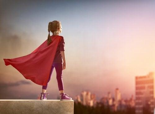 Hun vil altid være min superhelt, der kæmper for sin verden