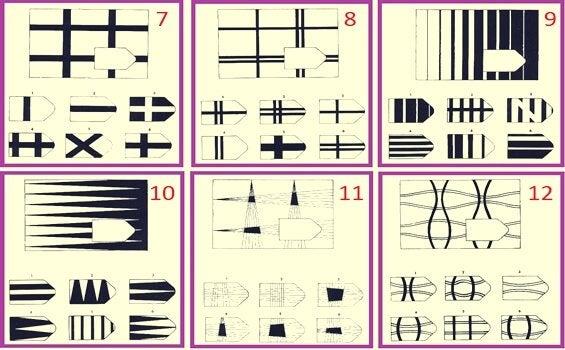 Illustration af ravens progressive matricer