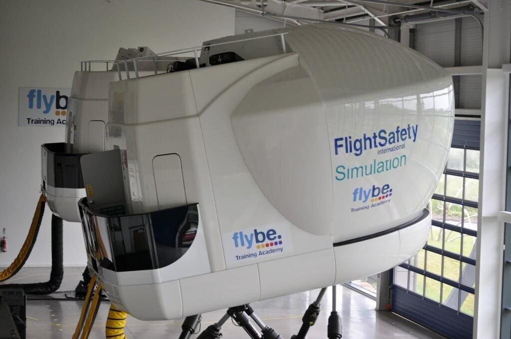Flysimulator er eksempel på teknologi til anvendelse indenfor terapi