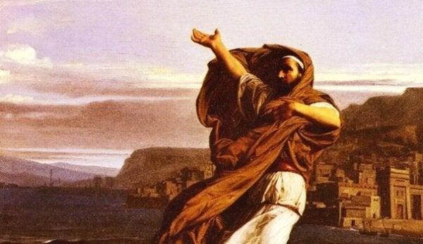 Demosthenes, den store stammende ordfører