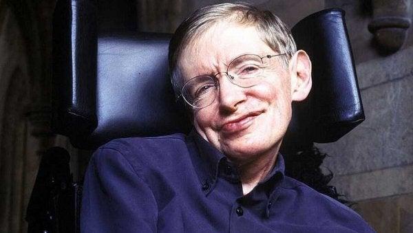 Stephen Hawking og hans smukke besked om depression