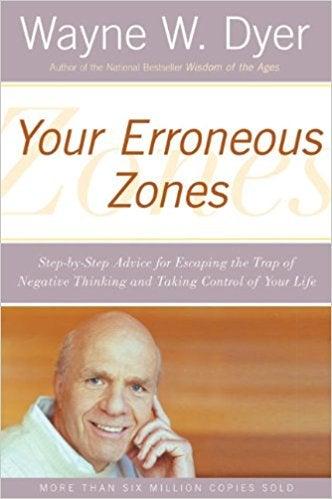 Your erroneous zones er eksempel på selvhjælpsbøger