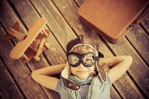 Kreativitet hos børn