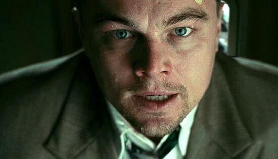 Leonardo DeCaprio i filmen Shutter Island