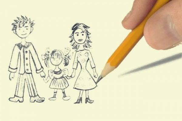 Familietegningtesten som evaluering af børn