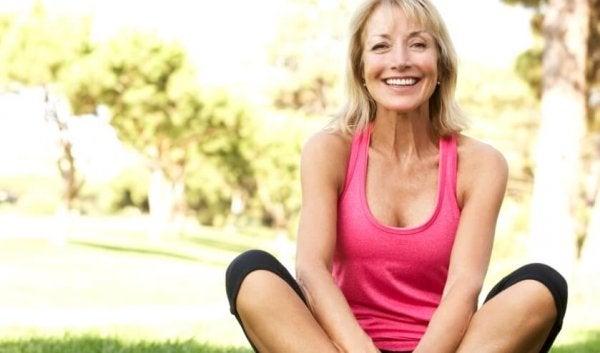5 positive ting ved overgangsalderen