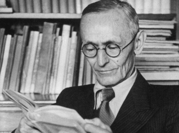 Citater fra Hermann Hesse er en stor arv