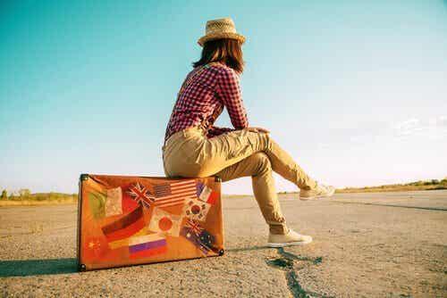 Rejselyst syndrom: at være besat af at rejse