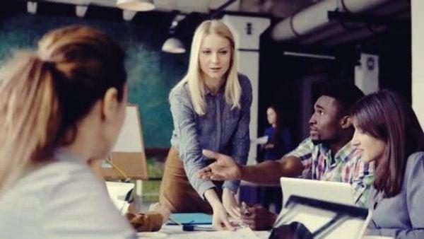 Kvinder er fremragende ledere