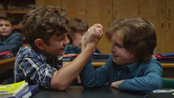 Drenge i filmen, Wonder