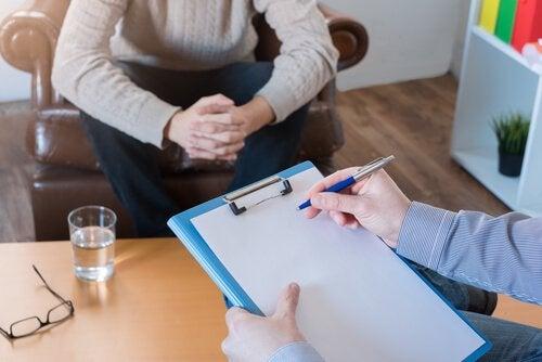 Terapeuten vil lave en plan for dig for at undgå illusionen af kontrol