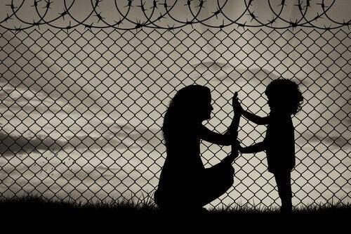 Drama for flygtninge i Ingenmandsland