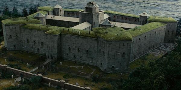 Sygehuset i filmen Shutter Island