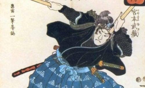 samurai kriger