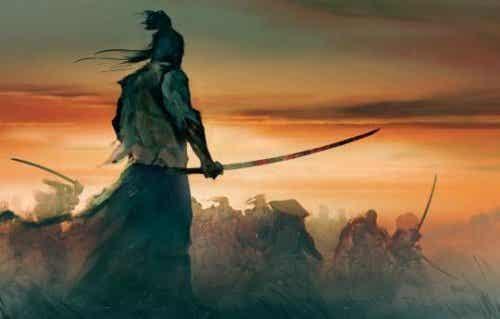 10 fantastiske og inspirerende samurai ordsprog