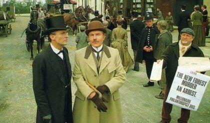 Sherlock Holmes og Dr. Watson