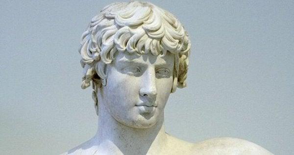 Statue af Demosthenes