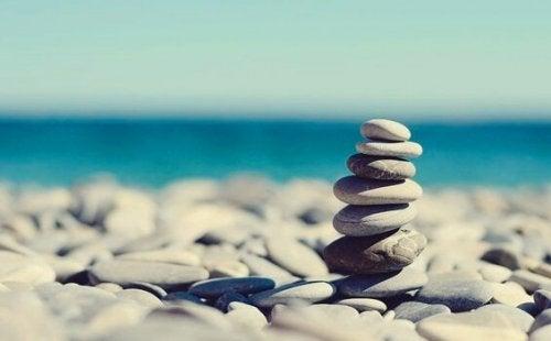 Sten fablen: sådan holder du op med at bekymre dig