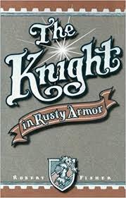 Forsiden af Den nøgne ridder