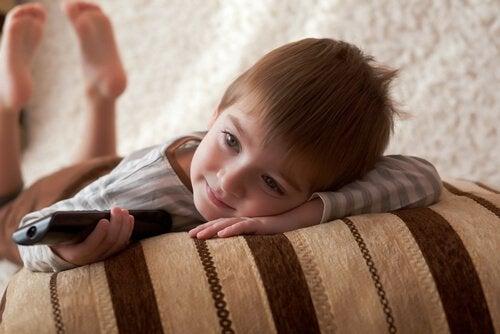 Hvorfor børn ser den samme film om og om igen?