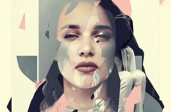 kvinde med farver. machiavellistiske mennesker