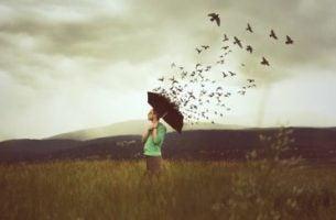 Lær at slippe de sårede følelser.