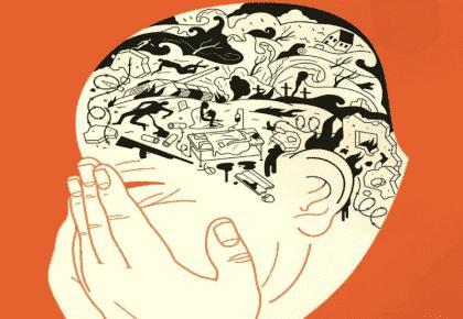 Folk der er afhængige af konflikt er i krig med dem selv