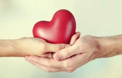 givere og tagere af kærlighed