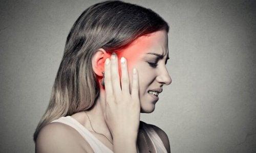 Kvinder der lider af Trigeminusneuralgi