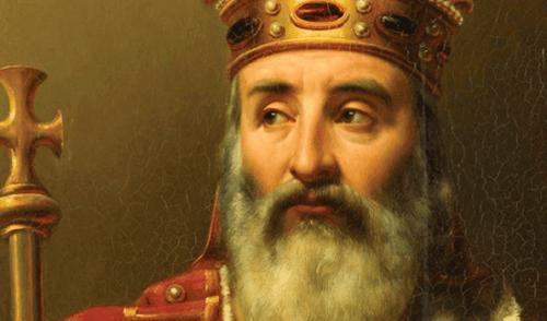 Legenden om Karl den store, en historie om kærlighed