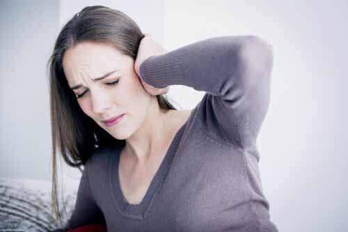 Følelsesmæssige problemer forbundet med tinnitus