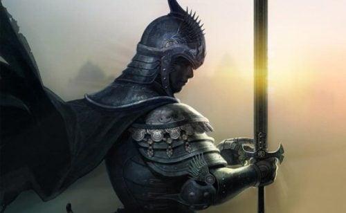 6 tankevækkende citater fra bogen Den nøgne ridder.