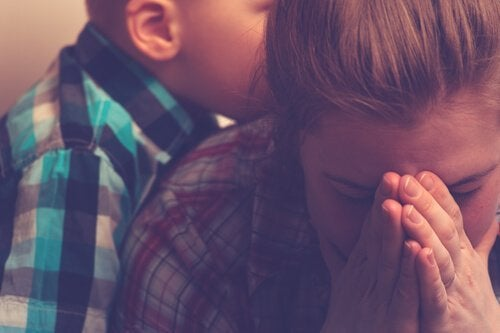 Udmattede mødre og udbrændthed syndromet