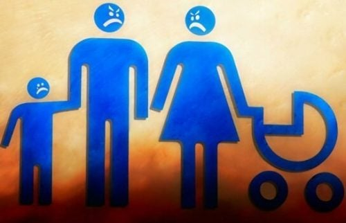 Dysfunktionelle familier: en stopklods for personlig udvikling