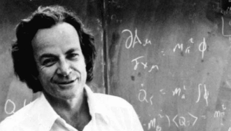 Richard Feynman, manden bag feynman teknikken
