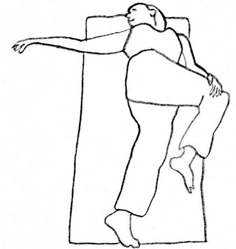 stræk af rygraden