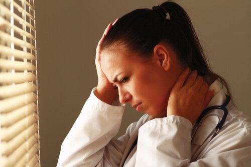 Medfølelses træthed hos sundheds professionelle